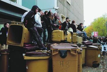 Rouen novembre 2009